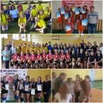 Соревнования по волейболу