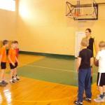 Обучением правилам стритбола