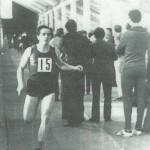 Донцов Юрий-цвет школьного Кузбасского спорта. 1977 год