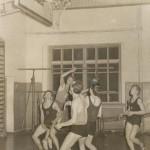 Отделение баскетбола 60-70 е годы